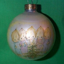 1973 Betsey Clark - Carolers - NB Hallmark Ornament