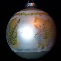 1974 Betsey Clark #2 - NB Hallmark Ornament