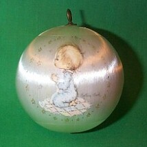 1975 Betsey Clark - Ball - NB Hallmark Ornament