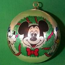 1977 Disney - Mickey Mouse Hallmark Ornament