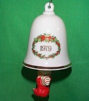 1979 Bellringers #1 - Swinger Hallmark Ornament