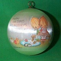 1979 Betsey Clark #7 Hallmark Ornament