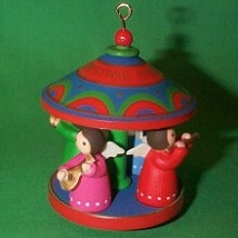 1979 Carousel #2 - Angels - NB Hallmark Ornament