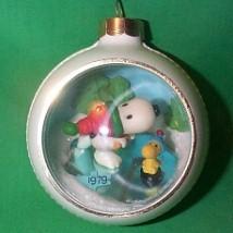 Peanuts: Snoopy & Friends Hallmark Ornaments