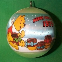 1979 Winnie The Pooh Hallmark Ornament