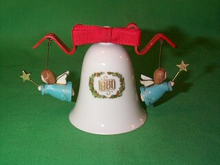 1980 Bellringers #2 - Ringers - NB Hallmark Ornament