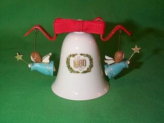 1980 Bellringers #2 - Ringers Hallmark Ornament