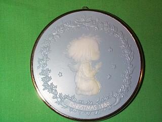1980 Betsey Clark Cameo Hallmark Ornament