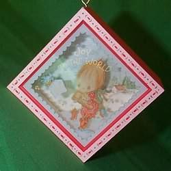 1980 Betsey Clark's Christmas Hallmark Ornament