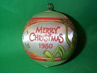 1980 Muppets Hallmark Ornament