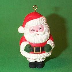 1980 Santa - Ambassador Hallmark Ornament