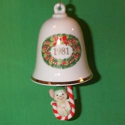 Bellringers Hallmark Ornaments
