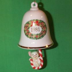 1981 Bellringers #3 - Swingin' Hallmark Ornament