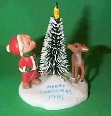 1981 Betsey Clark Hallmark Ornament