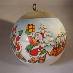 1981 Mickey Mouse Friends - Ambassador - NB Hallmark Ornament
