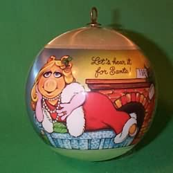 1981 Muppets Hallmark Ornament