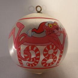 1981 Pink Panther - Ambassador - NB Hallmark Ornament