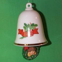 1982 Bellringers #4 - Angel Hallmark Ornament