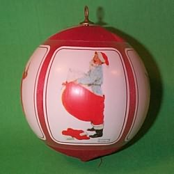 1982 Norman Rockwell Hallmark Ornament