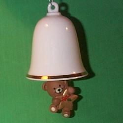 1983 Bellringers #5 - Teddy Hallmark Ornament