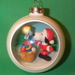 1983 Snoopy And Friends #5f - SDB Hallmark Ornament