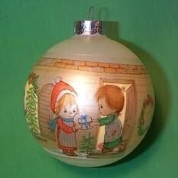 1984 Betsey Clark #12 Hallmark Ornament
