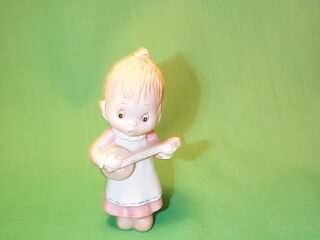 1984 Betsey Clark Angel Hallmark Ornament