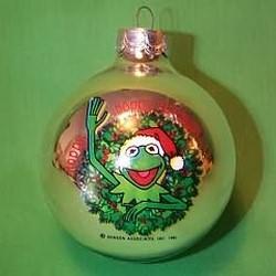 1984 Muppets Hallmark Ornament