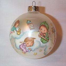 1985 Betsey Clark #13f - DB Hallmark Ornament