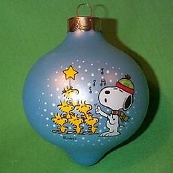 1985 Peanuts - MNT Hallmark Ornament