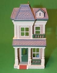 1987 Nostalgic Houses #4 -  House On Main Hallmark Ornament