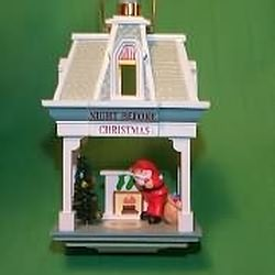 1988 Christmas Classics #3 - Night Before Cmas Hallmark Ornament