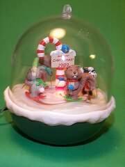 1989 Forest Frolics #1 - SDB Hallmark Ornament