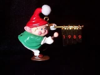 1989 Hark Its Herald #1 Hallmark Ornament