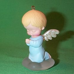 1989 Mary's Angels #2 - Bluebell Hallmark Ornament