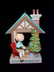 1989 Windows Of The World #5 - German Hallmark Ornament