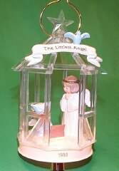 1990 Christmas Classics #5f - Little Angel Hallmark Ornament