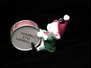 1990 Hark Its Herald #2 Hallmark Ornament