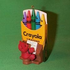 1991 Crayola #3 - Organ - MNT Hallmark Ornament