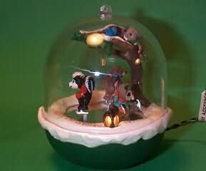 1991 Forest Frolics #3 Hallmark Ornament