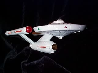 1991 Star Trek - Starship Enterprise Hallmark Ornament