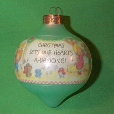 1992 Betsey Clark #1 - Country Christmas Hallmark Ornament