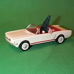 1992 Classic Cars #2 - Mustang Hallmark Ornament