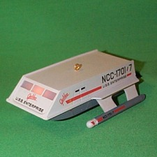 1992 Star Trek - Shuttlecraft Galileo Hallmark Ornament
