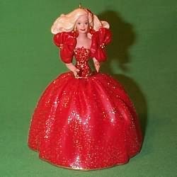 1993 Barbie - Holiday #1 - SDB Hallmark Ornament