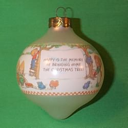 1993 Betsey Clark #2 - Country Christmas Hallmark Ornament