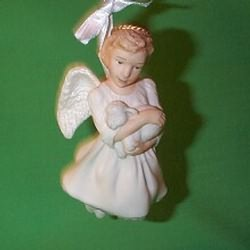 1993 Gentle Tidings - Club Hallmark Ornament