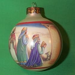 1993 Gift Bringers #5f - The Magi Hallmark Ornament