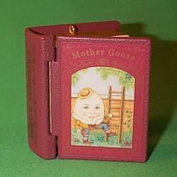 1993 Mother Goose #1 - Humpty Dumpty Hallmark Ornament