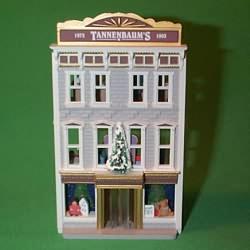1993 Nostalgic Houses - Anniversary Hallmark Ornament